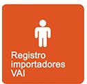 Registro de Importadores VAI